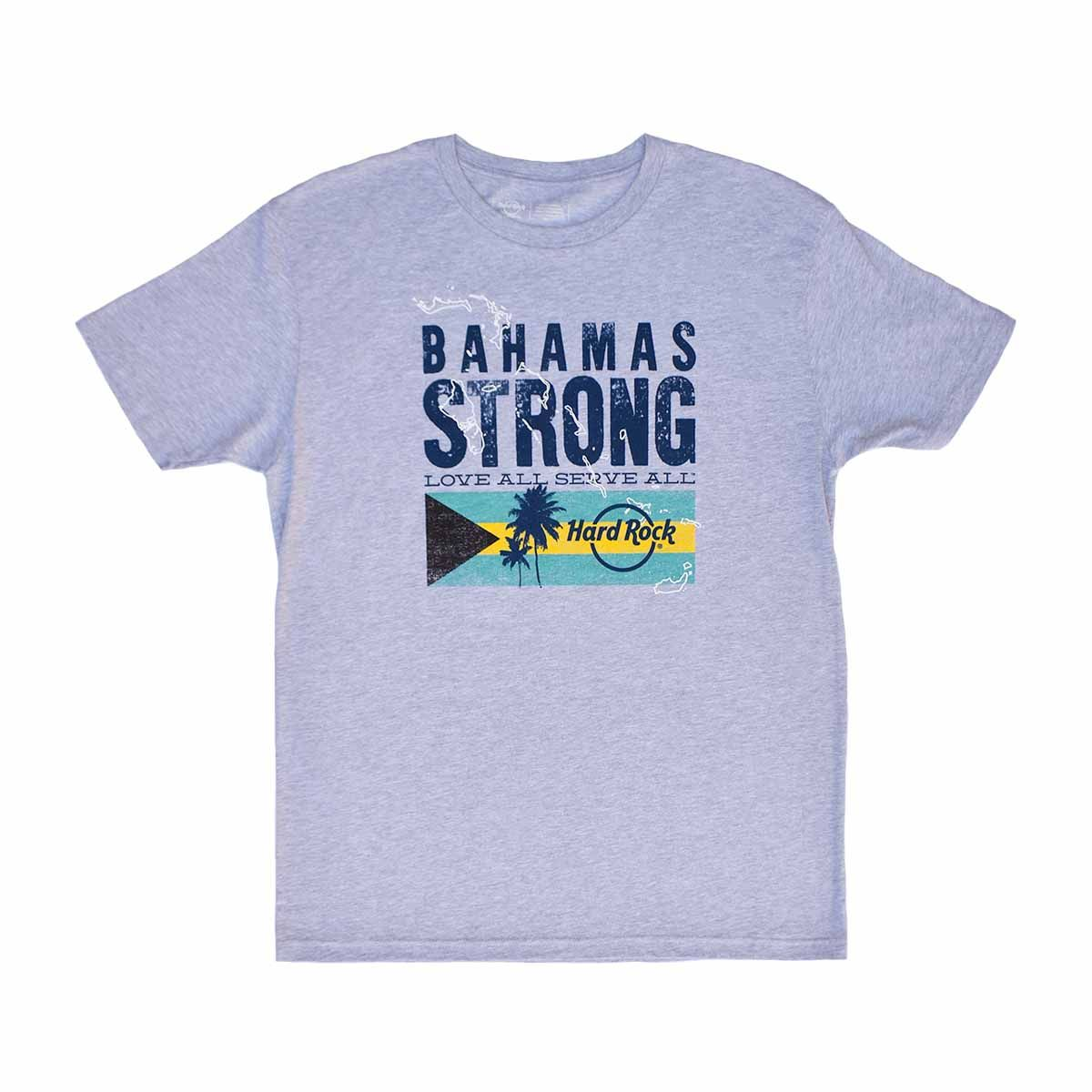 Unisex Hard Rock Bahamas Strong Tee