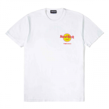 The Hundreds Save the Planet Tee White