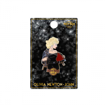 Olivia Newton-John Charity Pin