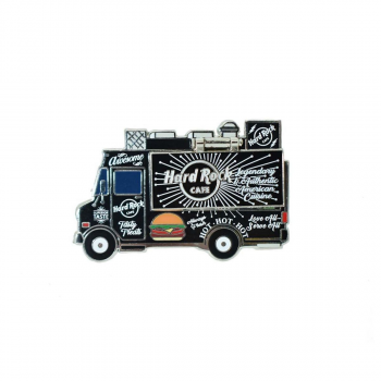 Food Truck Series Pin 2019