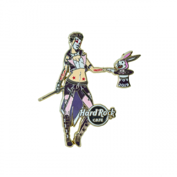 Twisted Circus Magician Pin