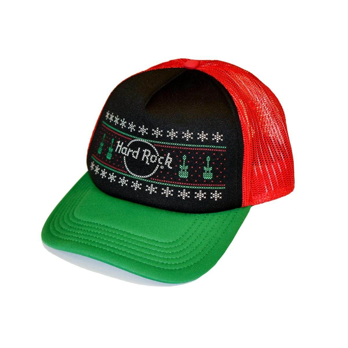 Holiday Trucker Hat