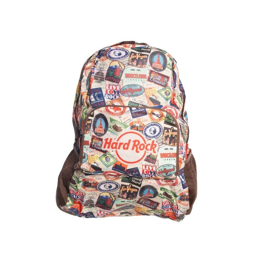 Passport Backpack