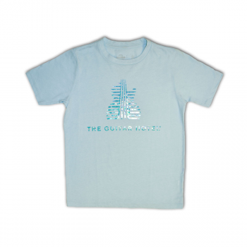 Youth Guitar Hotel Foil Logo Tee