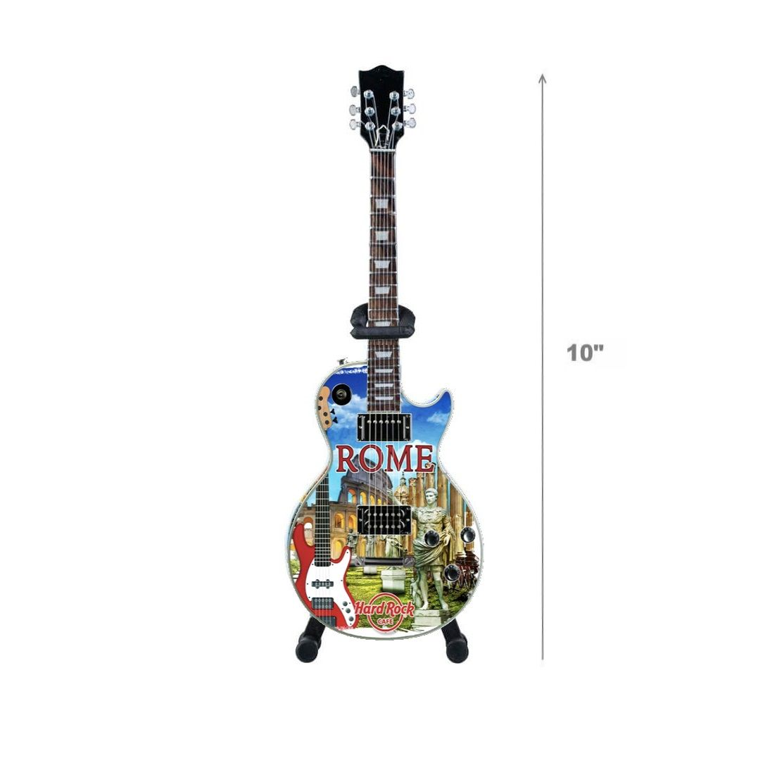 Mini City Guitar with Stand