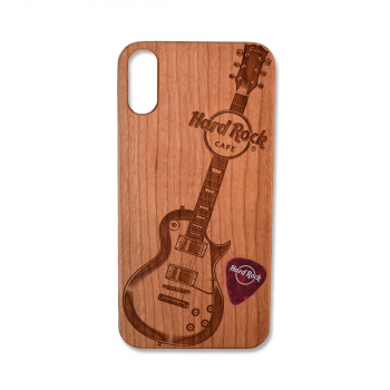 Hard Rock Guitar IPhone XS & X Case + Additional Sizes