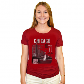 Women's City Art Tee