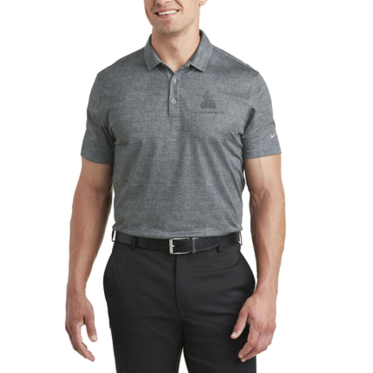 Men's Guitar Hotel Nike Polo