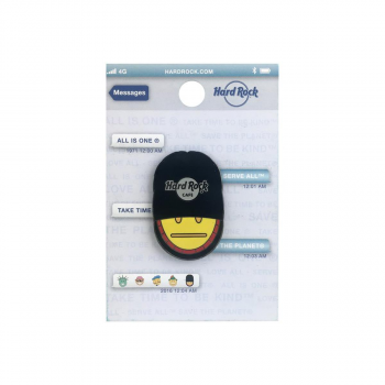London Guard Emoji Pin