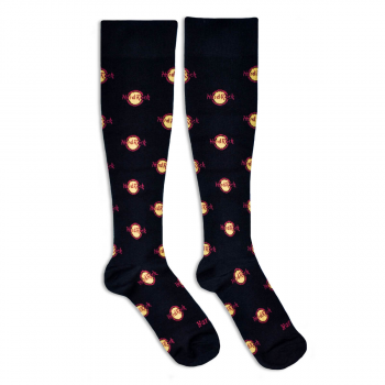 Logo Compression Sock