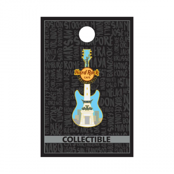 Indianapolis Core Soldier Monument Guitar Pin