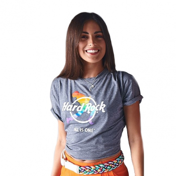 Women's Pride Crop Tee 2019
