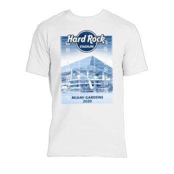Unisex 2020 Game Day Hard Rock Stadium Tee