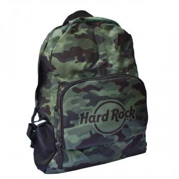 Convertible Camouflage Backpack