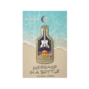 Message In A Bottle Pin