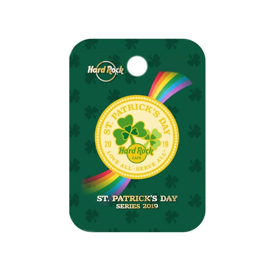 St Patrick's Day Pin 2019