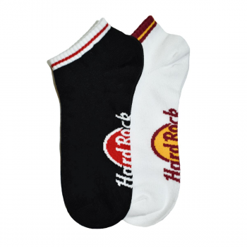 Logo 2 Pack Shorty Sock Set