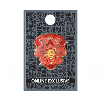 Chinese New Year Pin 2020