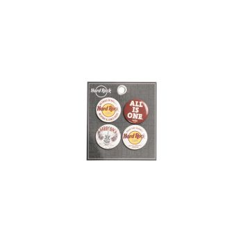 Café Button Set
