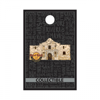 San Antonio The Alamo Pin