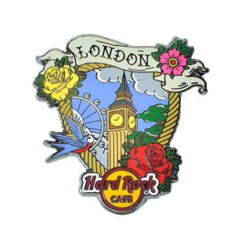 Tattoo City Pin London