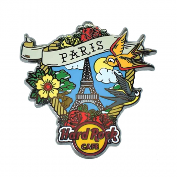 Tattoo City Pin Paris