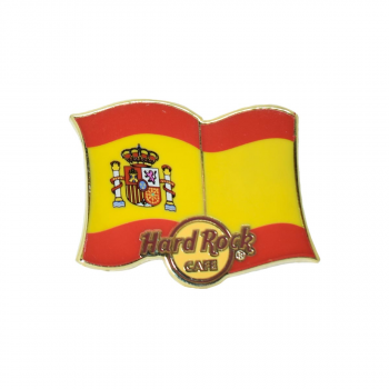 Flag Lapel Pin Spain