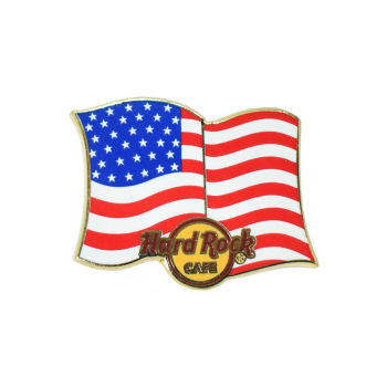 Flag Lapel Pin USA
