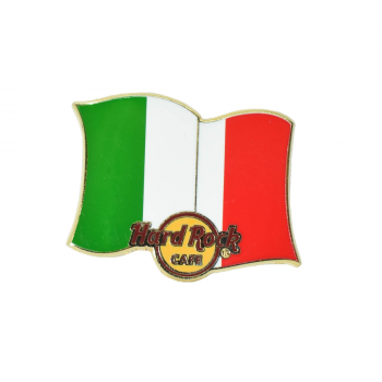 Flag Lapel Pin Italy