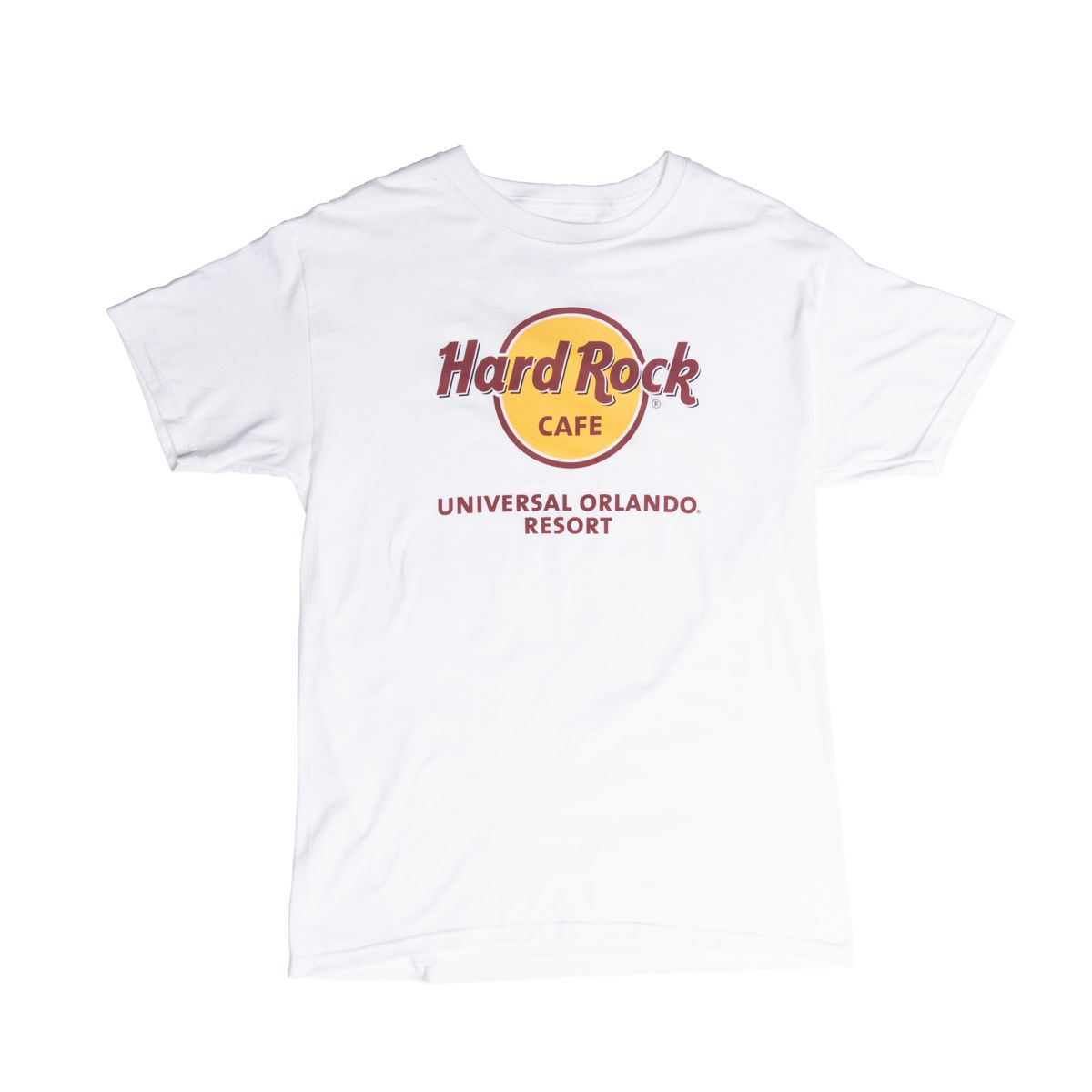 Men's Classic Logo Local Name White Tee