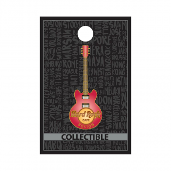 Core 3D Guitar Pin