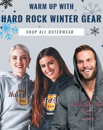 Hard Rock Winter Gear