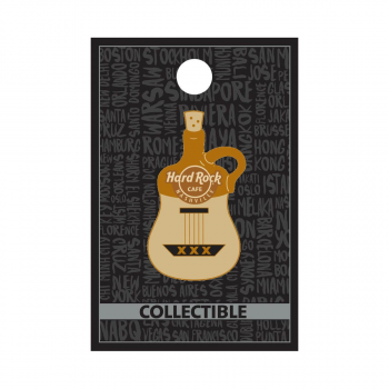 Nashville 3D Moonshine Pin