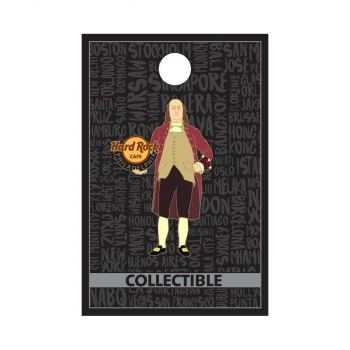 Philadelphia Ben Franklin Pin