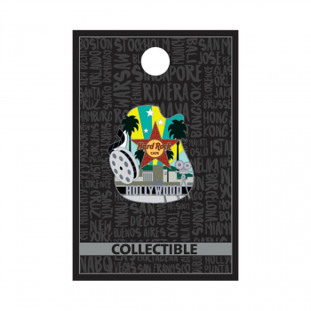 Core City Icon Pin