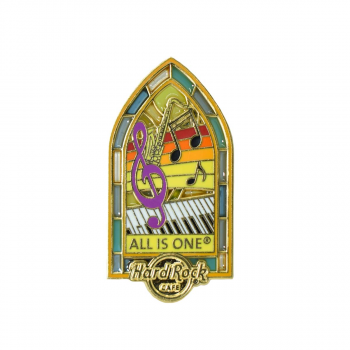 Stained Glass Window Pin Series