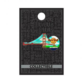San Francisco Golden Gate Bridge Pin
