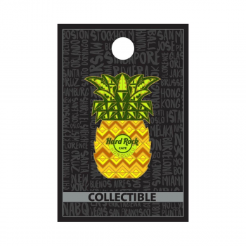 Honolulu Pineapple Pin