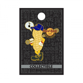 New York Yankee Stadium Peanut Pin