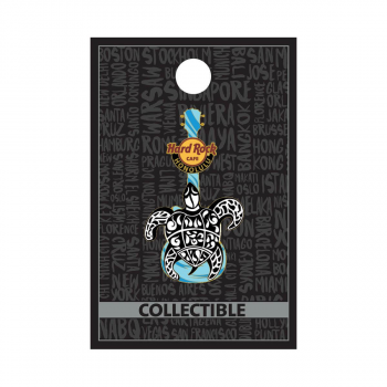 Honolulu Turtle Pin