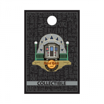 New York Subway Pin
