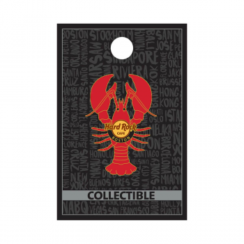 Boston Lobster Pin