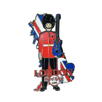Jumbo London Guard Pin