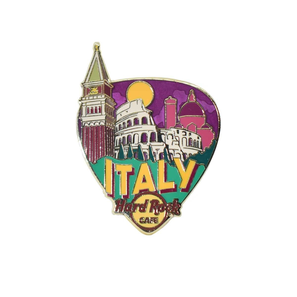 Country Greetings From Pin Italy