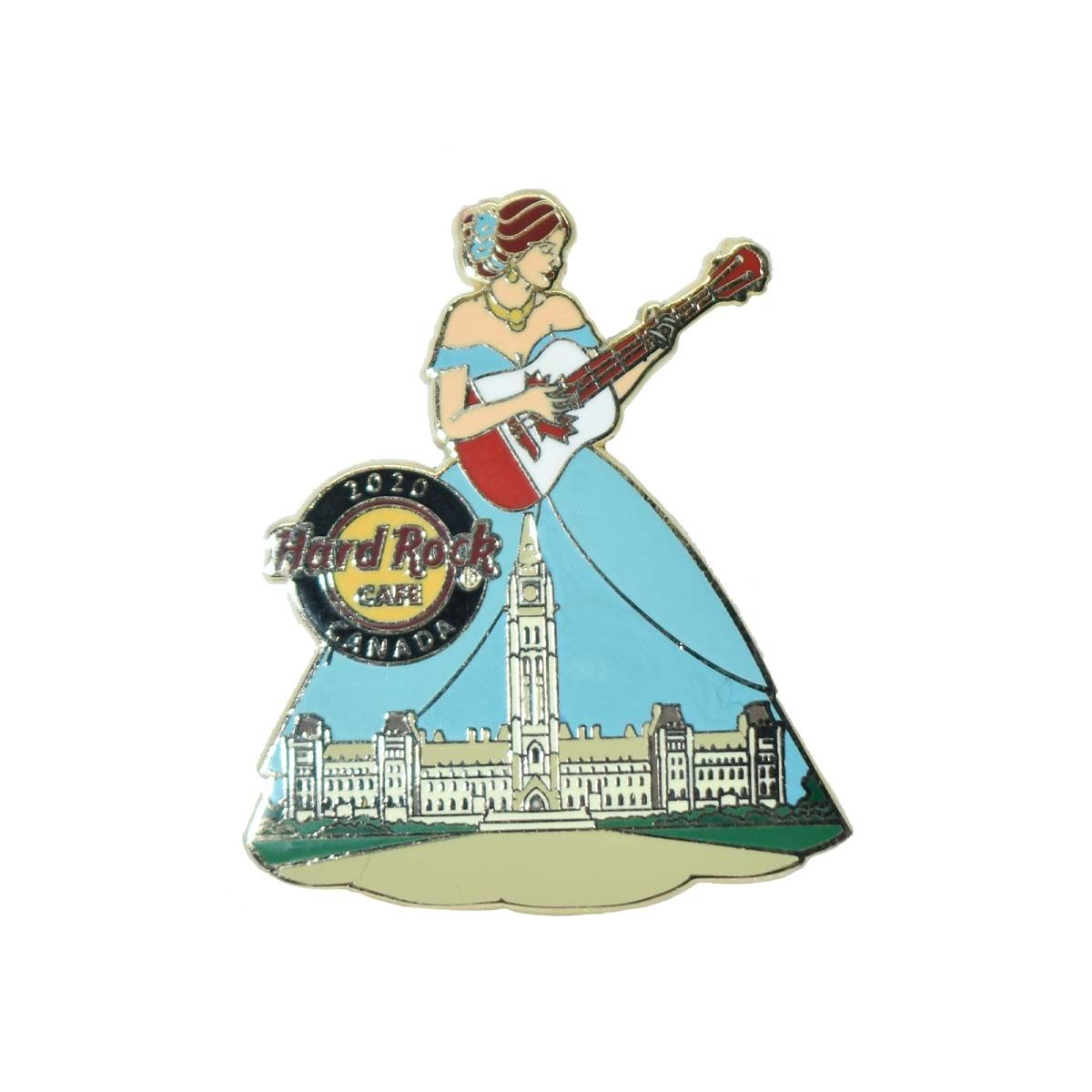 2020 Cityscape Gown Pin Canada