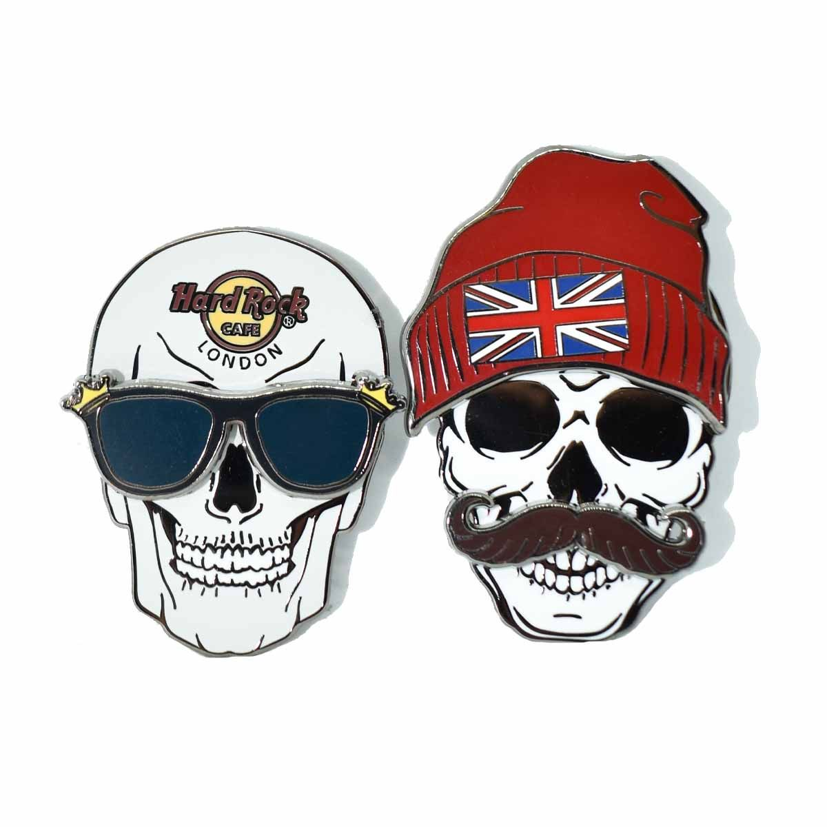 London Skull Booster Set