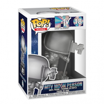 Funko MTV Moon Person