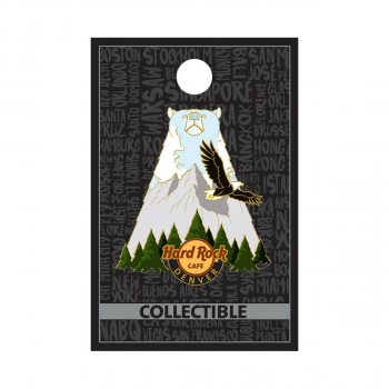 Denver Bear Mountain Pin