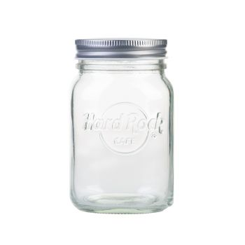 Mason Jar No City Name