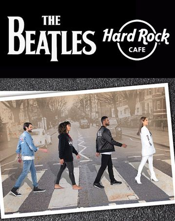 Hard Rock Beatles Collection
